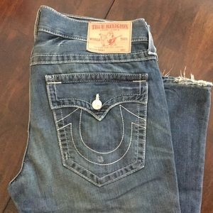 Men's True Religion Jeans Ricky size 36
